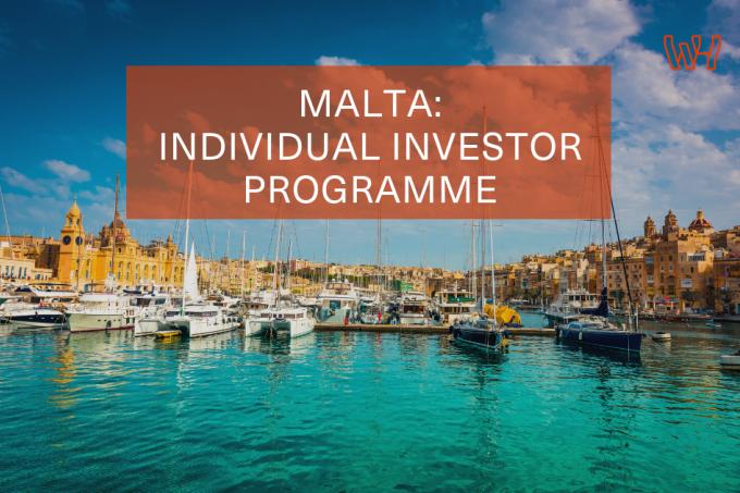 Malta: Individual Investor Programme