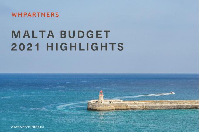 Malta Budget 2021 Highlights